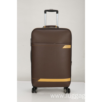 4-wheel rotating aircraft wheel trolley luggage